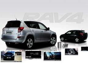 Rav4 Crossover (click for more details)
