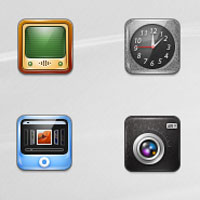 Icons For iPhone