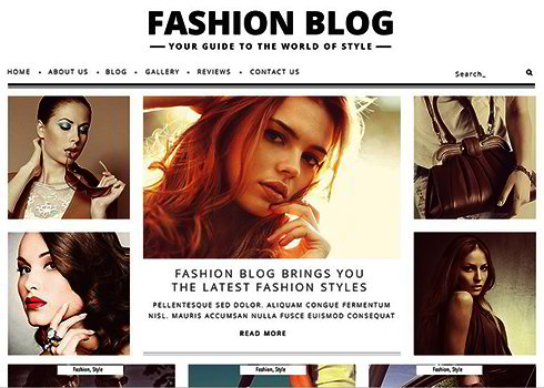 Fashion Blog for Passionate