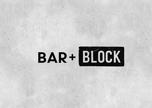 BAR AND BLOCK