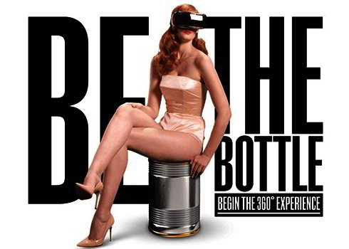 Jean Paul Gaultier - Be the Bottle