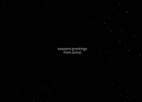 ASTRAL Seasons Greetings 2016