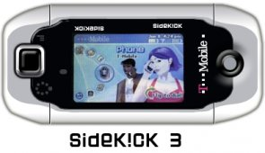 T Mobile Sidekick