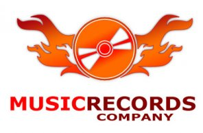 Logo for Music Records Company