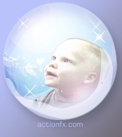 Placing the Boy into the Bubble