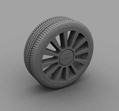 Modelling a Tire Thread