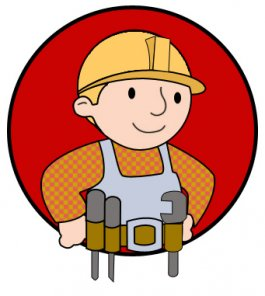 Drawing Bob the Builder