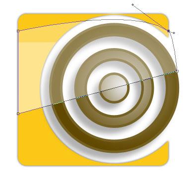 Модный корпоративный логотип.