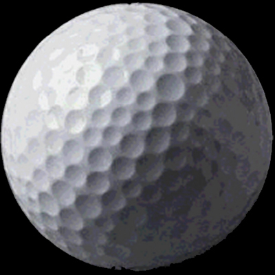 I looked up an image of a golf ball in Google and came up with this: