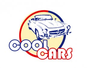 Design a Retro Look Cars Logo