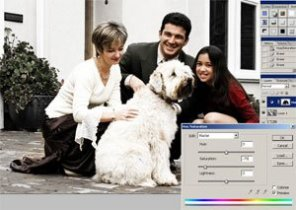 Create a Neutral Photo Effect