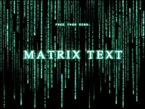 Matrix Effect