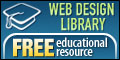 Web Design Library Banner (Exclusive Tutorial)
