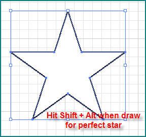 make a flag icon adobe illustrator