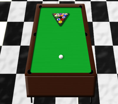 Create a 3D Pool Table in Minutes