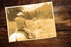 Creating an Old West Photograph