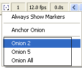 How to Use the Onion Skin