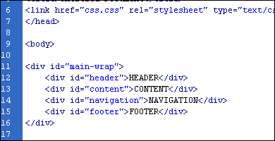 Basics of div tags html tutorials - Div tag in html ...