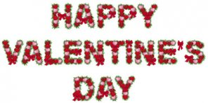Happy Valentine\'s Day Text
