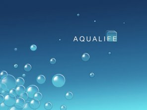 Aqua Lifestyle Wallpaper