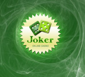 Joker - Online Casino Wallpaper