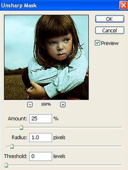 Как сделать чётким текст на фото онлайн