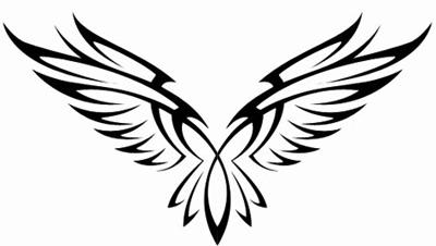 Eagle Wings Drawings Eagle Wings Drawing400 x 226