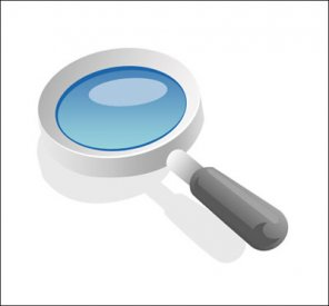 Draw Magnifying Glass