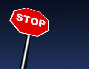 Create the STOP Sign