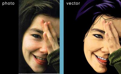 Vector Art with Photoshop