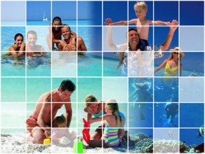 Transform your Photos into a Beautiful Mosaic