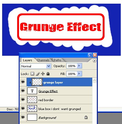 Add a Flexible Grunge Effect to Your Work