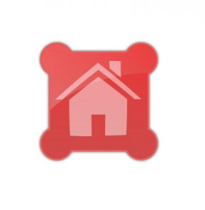 Professional Home Icon or Button