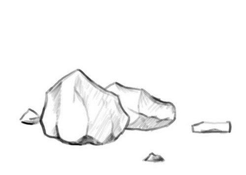 coloring pages stones - photo#23