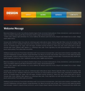 Design Studio - Web Page Layout