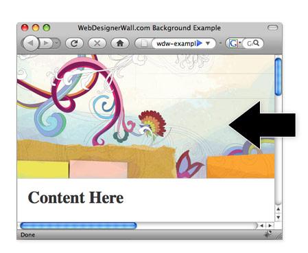 CSS Large Background image 4