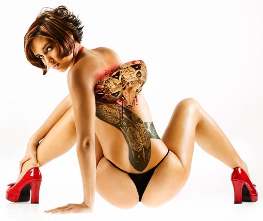 Tattoo Designs Snake