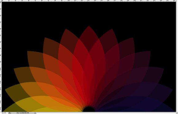 Super Cool Abstract Vectors in Illustrator and Photoshop image 12
