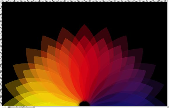 Super Cool Abstract Vectors in Illustrator and Photoshop image 14