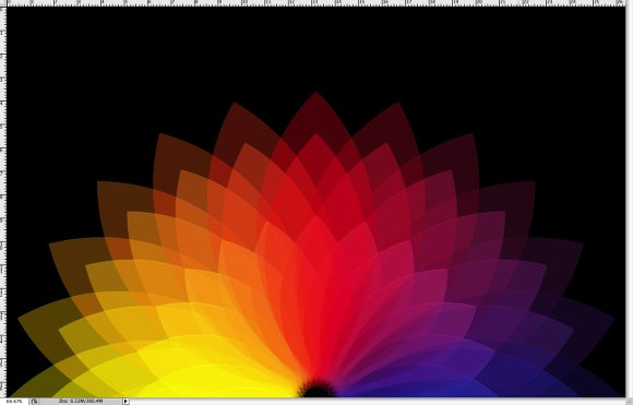 Super Cool Abstract Vectors in Illustrator and Photoshop image 15