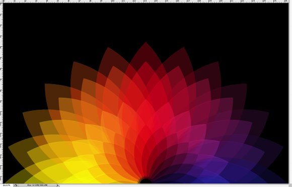 Super Cool Abstract Vectors in Illustrator and Photoshop image 16