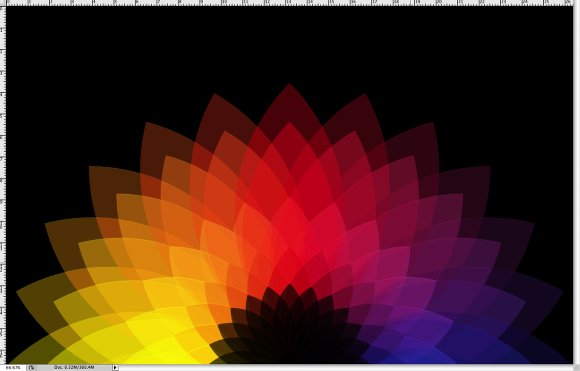 Super Cool Abstract Vectors in Illustrator and Photoshop image 17