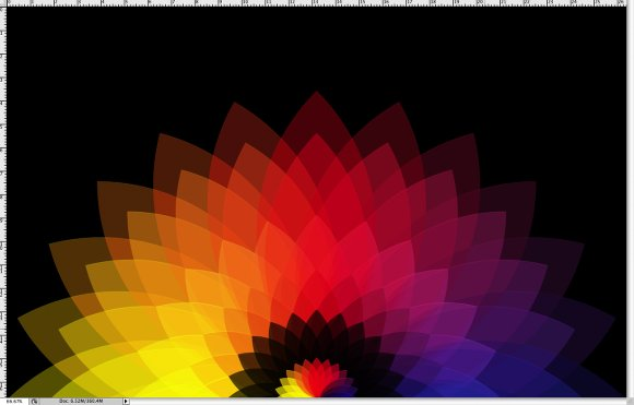 Super Cool Abstract Vectors in Illustrator and Photoshop image 18