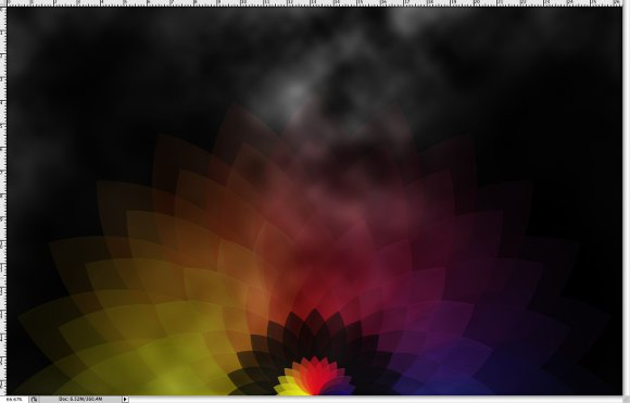 Super Cool Abstract Vectors in Illustrator and Photoshop image 20