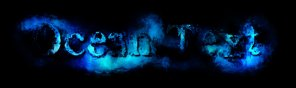 Create an Realistic Dark Ocean Text Effect in Photoshop