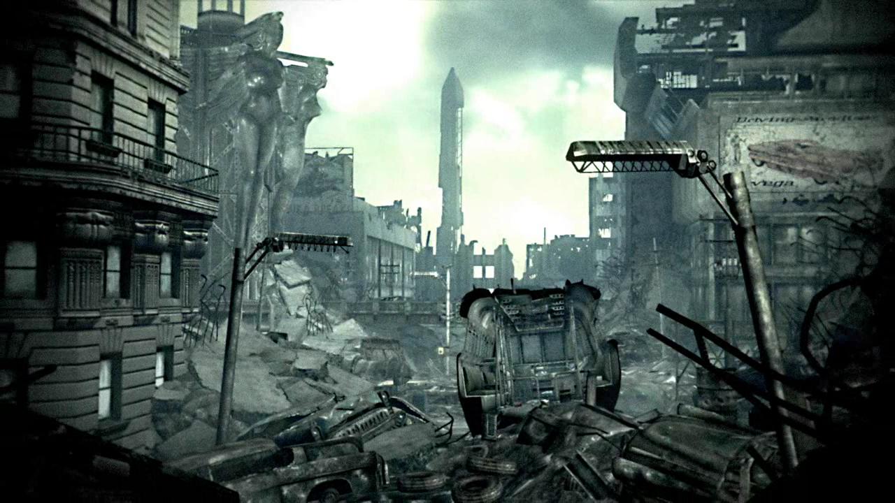 Destroyed City  - MPG...