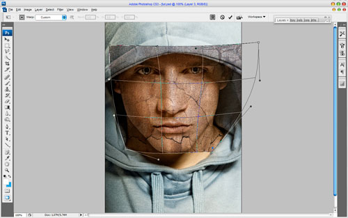 Adding Texture to the Skin image 3