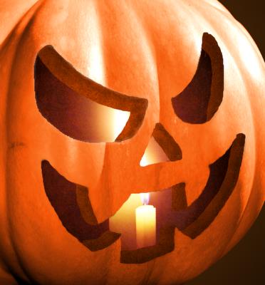 Design A Halloween Pumpkin Wallpaper In Gimp Gimp Tutorials