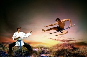 Create a Kick-Ass Martial Arts Scene