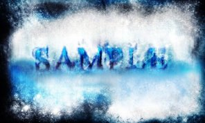 Design a Chilling and Icy Text Effect in Photoshop